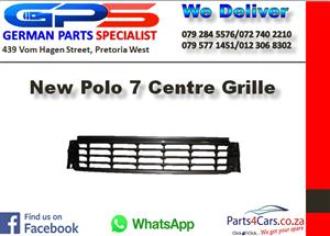 New Polo 7 Centre Grille for Sale