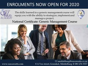 Genetic Management Course at Susca Watts Academy