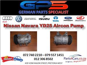 Nissan Navara 2013 YD25 Aircon Pump Used Parts for Sale