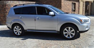 2011 Mitsubishi Outlander 2.4 GLX