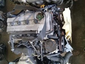 Nissan Hardbody 2.4 16v engine for sale (Ka24)