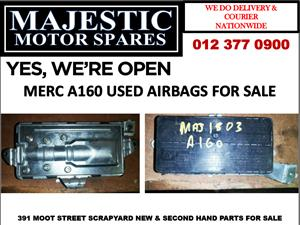 Mercedes benz a160 used airbag for sale