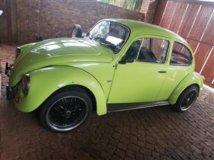 1971 VW Beetle Dune 1.4TSI