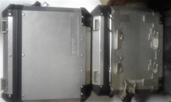 BMW GS 1200 SIDE BOXES