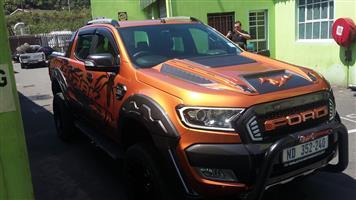 Ford Ranger Hilux Navara Isuzu Accessories