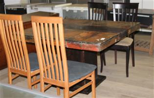 Dining room suite S030115A #Rosettenvillepawnshop