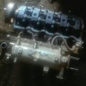 Stripping a wide variety of vehicles such as Tata indigo Tata indica Volvo and Corsa