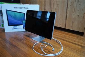 "Apple 27"" Thunderbolt Refurbished A1407 Monitor"