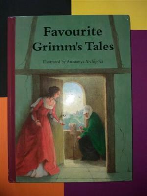 Favourite Grimme's Tales - Anastasiya Archipova.
