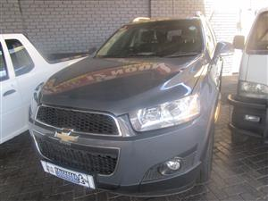 2015 Chevrolet Captiva 2.2D LT
