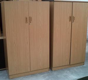 STATIONERY CUPBOARDS - used