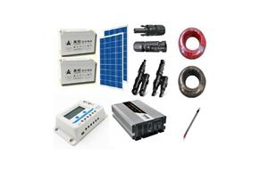 1.5Kw Startup Solar Kit
