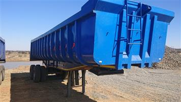 2009 Henred  Copelyn Tipper