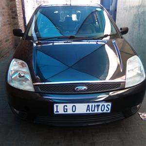 2006 Ford Fiesta 5 door 1.6 S