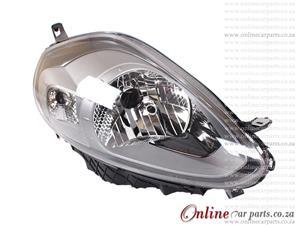 Fiat Punto 1.2 EVO, 1.4 EVO Right Hand Side Electric Headlamp Headlight 2010-