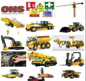 0769449017 dump truck,excavator,truck mounted crane, fork lift training