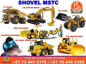 777 Drill Rig Excavator Training SHOVEL MULTI SKILLS TRAINING CENTRE Kimberley