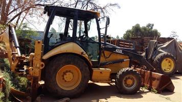 FORSALE   CAT Back-hoe loader