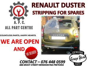 Renault Duster used spares for sale