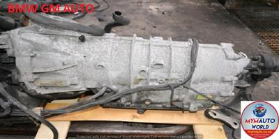 IMPORTED USED BMW GM 4X4 AUTOMATIC GEARBOX