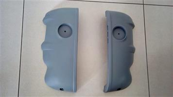NISSAN FACELIFT UD60/ UD90 BRAND NEW BUMPERS CORNERS FOR SALE R1400 EACH