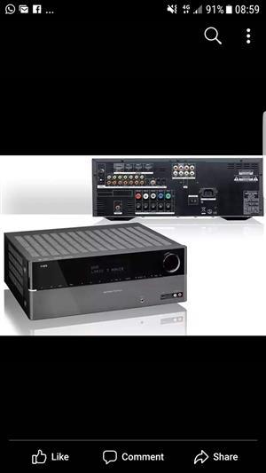 Amplifier Herman/Kardon AVR 158 Amp  In Prestine Working Condition