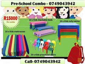 Kids Preschool combo