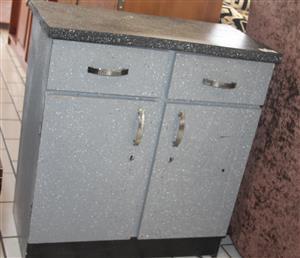 2 door kitchen base S031087A #Rosettenvillepawnshop