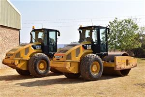 2013 CATERPILLAR CS76XT 19Ton  ROLLERS