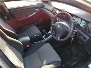 2005 Toyota RunX 140 RS