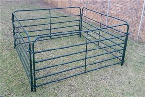 2019 livestock handling equipment (steel)