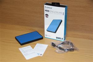 WD 1TB 2.5 inch USB 3.0 hard drive
