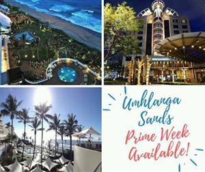 The Sands Hotel Accommodation Umhlanga