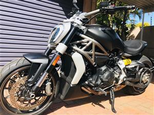2016 Ducati Diavel 1260