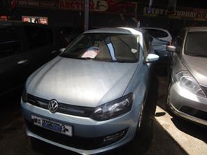 2014 VW Polo 1.2TDI BlueMotion
