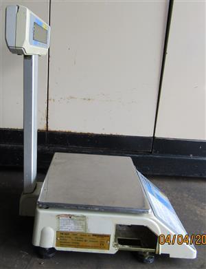 DIGI SM-300 Printing Scale