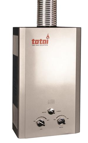 GAS GEYSER 12l TOTAI NEW