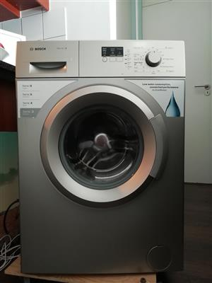 Bosch front-loader washing machine