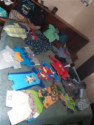 Various boy clothing for sale