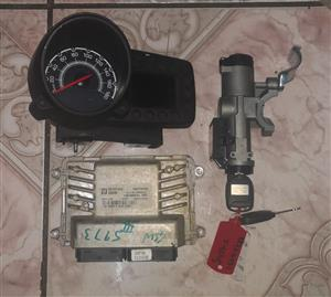 CHEV SPARK 3 2013 USED LOCKSET FOR SALE