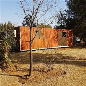 One bedroom garden cottage