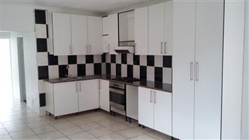 Avail.1 AUG. 2019: 122sqm.Oceanview apartment in Complex NO escalation;pre-paids.lots of cupboards.