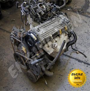 FORD/MAZDA 323 1.6 B6 USED ENGINE