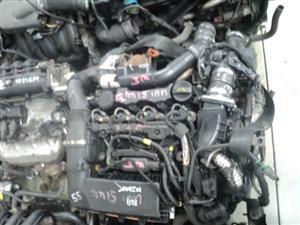 CITROEN 1.6D HDI (10JB) ENGINE  FOR SALE