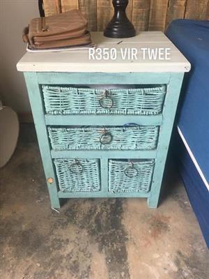 Green basket side drawer for sale