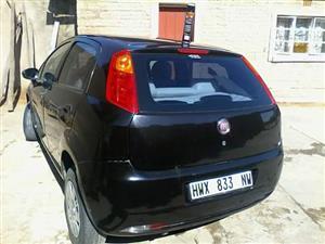 2012 Fiat Punto Grande  1.2 Active 5 door