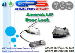 Used VW Amarok L/F Door Lock for Sale