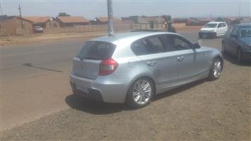 2008 BMW 1 Series 130i 5 door