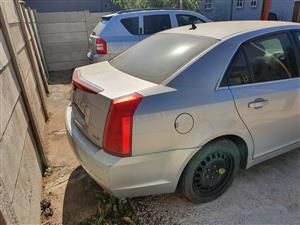 2008 Cadillac BLS 2.0 turbo stripping for parts