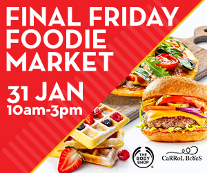 January Final Friday Foodie Market